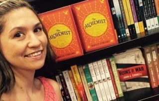 Libro:  El Alquimista