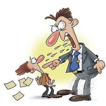 como trabajar con un mal jefe