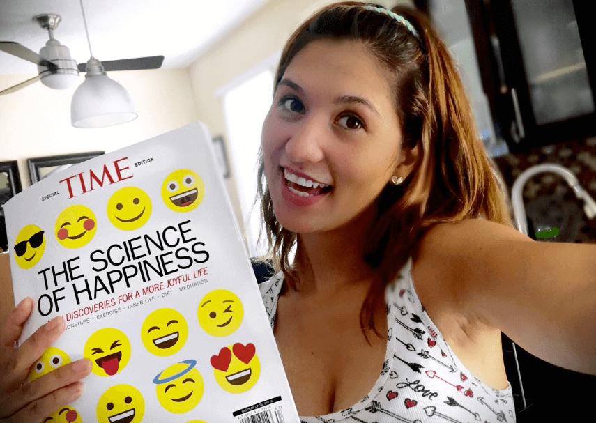El secreto para ser feliz. El antónimos de la felicidad es el multi-tasking