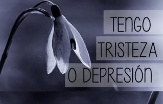 ¿Que tengo? Tristeza o Depresión