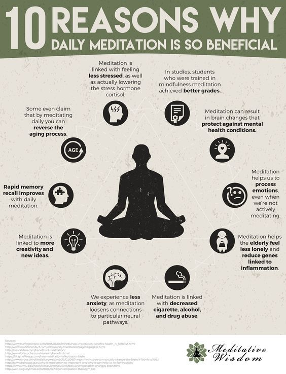 How to meditate in just 10 minutes a day