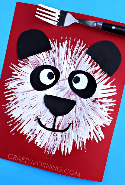zoo animal craft ideas