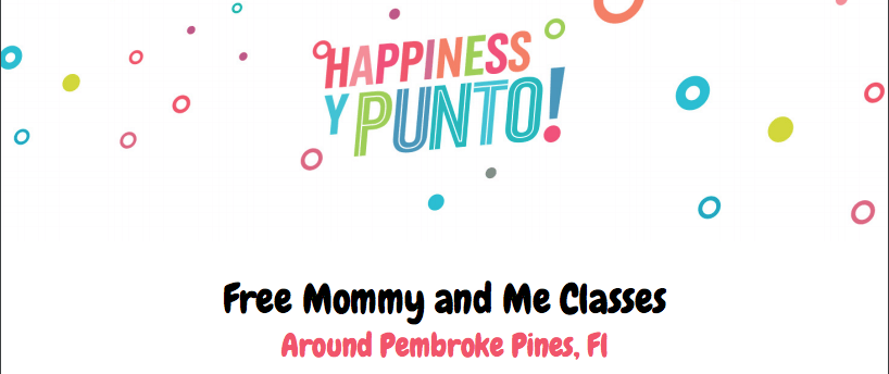 Printable – Free Mommy and Me Classes around Pembroke Pines