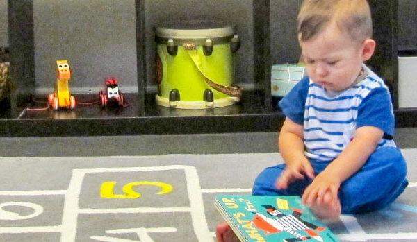 Crea un Salon de Juegos para fomentar la creatividad en casa