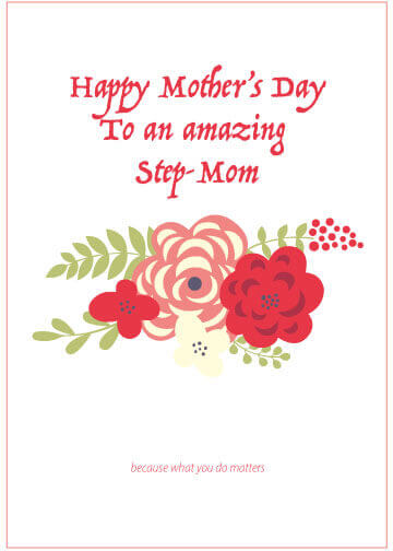 step-mom-mothers-day-card-free-printable - Kid Activities ...