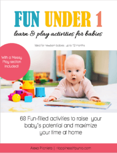 baby play and learn activities