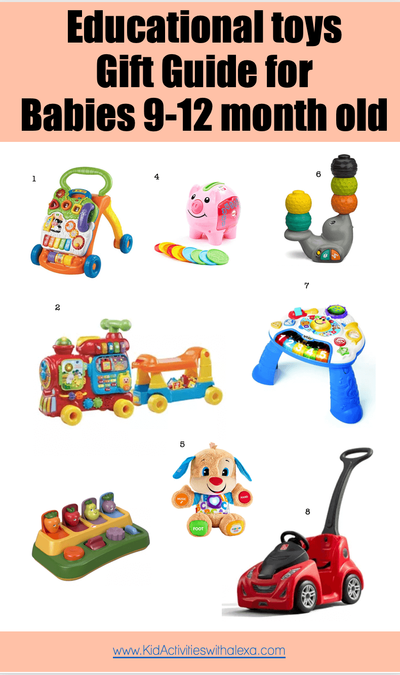 Best toys for 9 month old to help with learning and ...