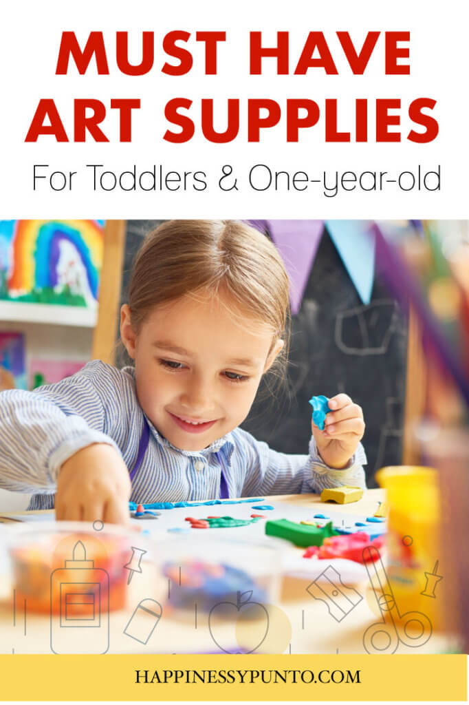 Toddlers love to create. Art is not just a wonderful avenue for early self-expression, imagination, and creativity but it is a vital activity for their development. You might think that 1-year-olds can't engage in art, and that it might be messy or dangerous if ingested. But, allowing even our littlest learners the opportunity to engage in art can be wonderful for early learning and development.