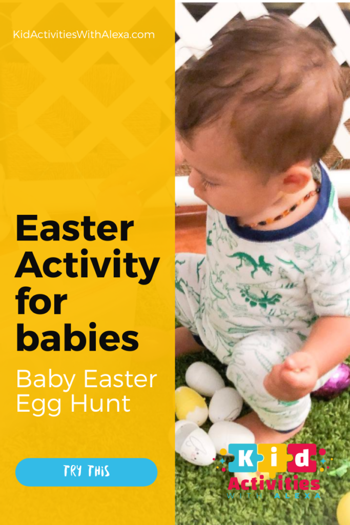 Easter Egg Hunt For Baby Activity Kid Activities With Alexa