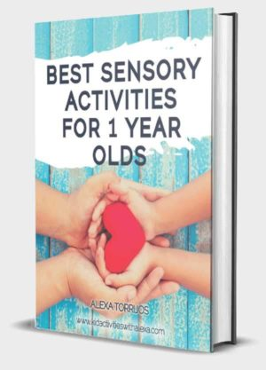 best activities for one yaer old book